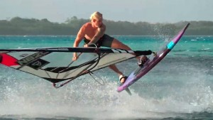 Amado Vrieswijk at Bonaire