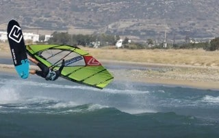Balz Mueller in Naxos in 2020