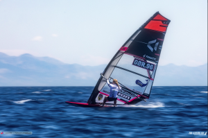 Jenna Gibson from UK win in Bol, Croatia