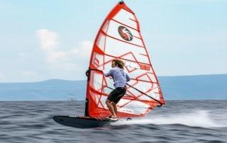 Maciek Rutkowski wins in Bol, Croatia