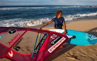 Sarah-Quita Offringa in Maui 2019 by Carter PWAworldtour