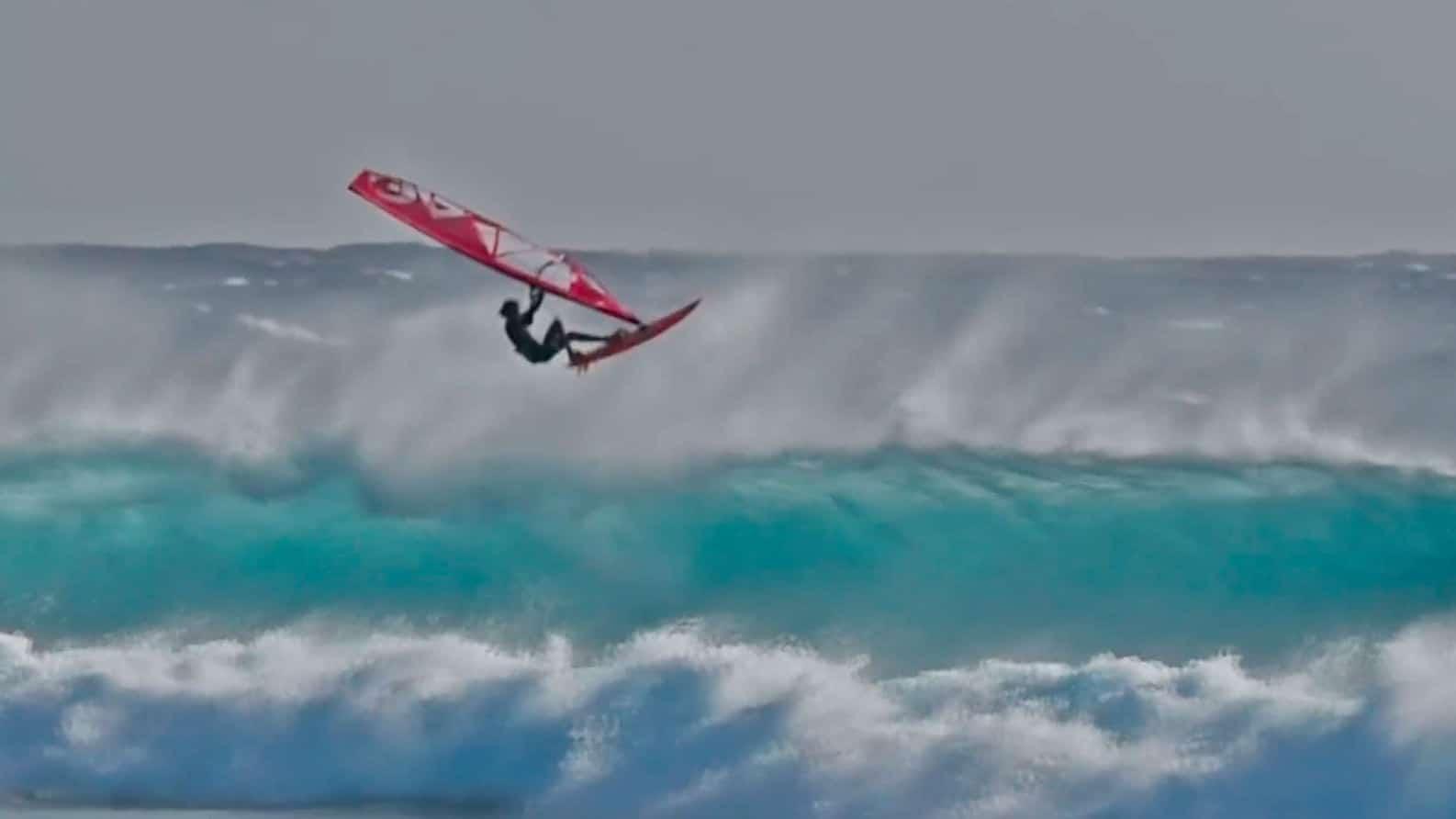 Thomas Traversa at La Reunion