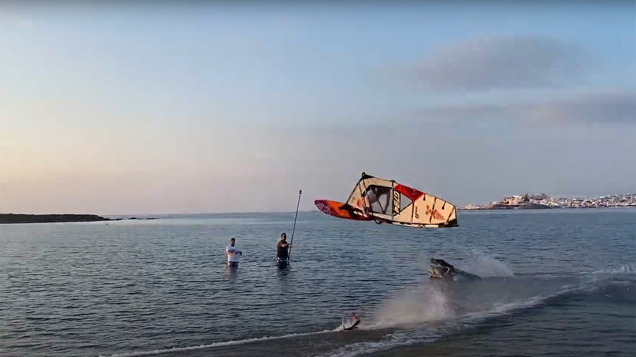 Lennart Neubauer - Ramp Session at Naxos
