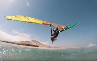 Fuerteventura Windsurfing Adam Sims