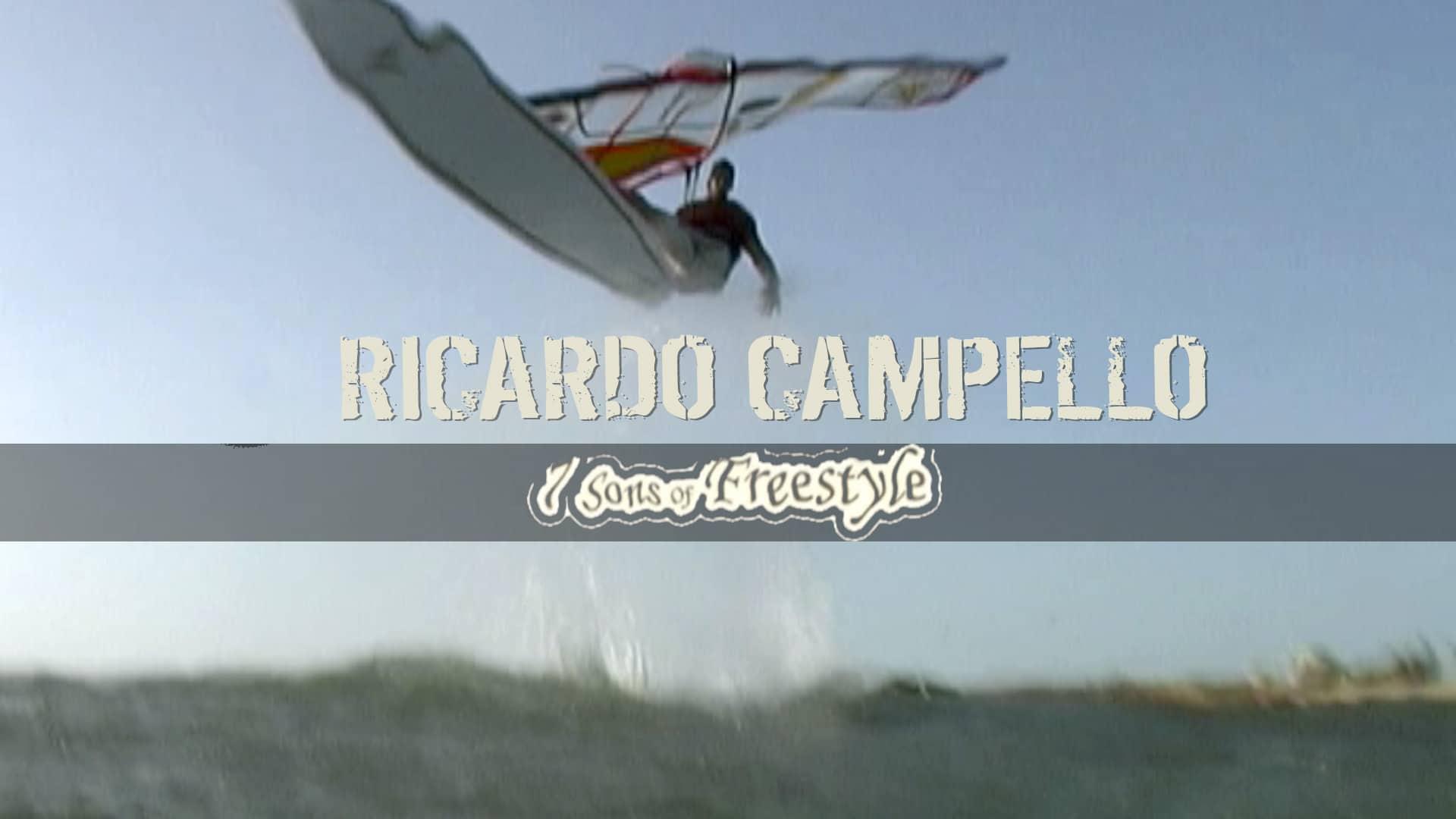 Ricardo Campello - 7 Sons of Freestyle