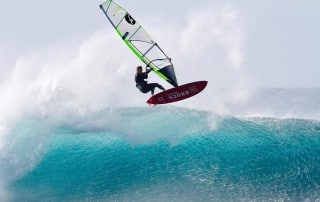 Dany Bruch on Flight Sails