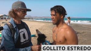 Gollito Estredo leaves Fanatic & Duotone