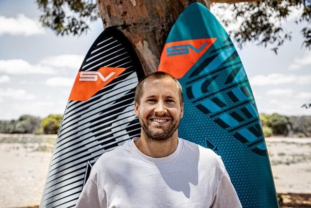 Jaeger Stone joins Severne boards for 2021