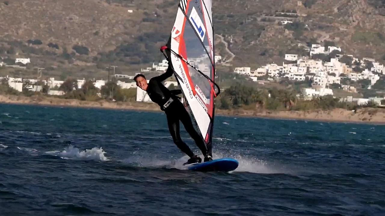 Lennart Neubauer in Naxos