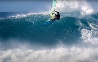 Morgan Noireaux in Maui in 2020