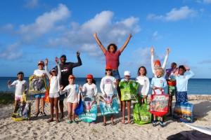 Kids Camp in Aruba with Sarah-Quita & Jordan