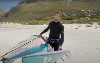 Arthur Arutkin in Cape Town in 2021