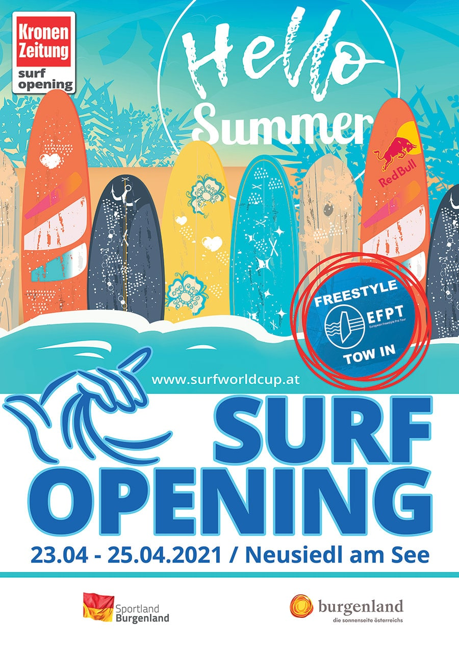 EFPT Surf Opening 2021