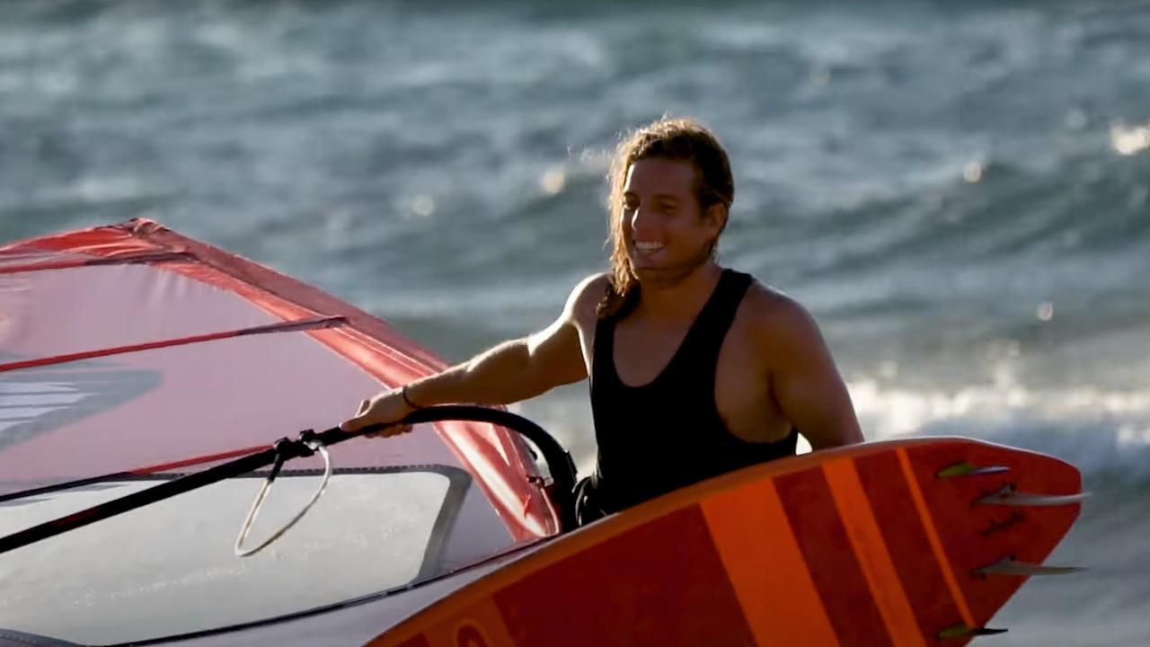 Federico Morisio in Maui