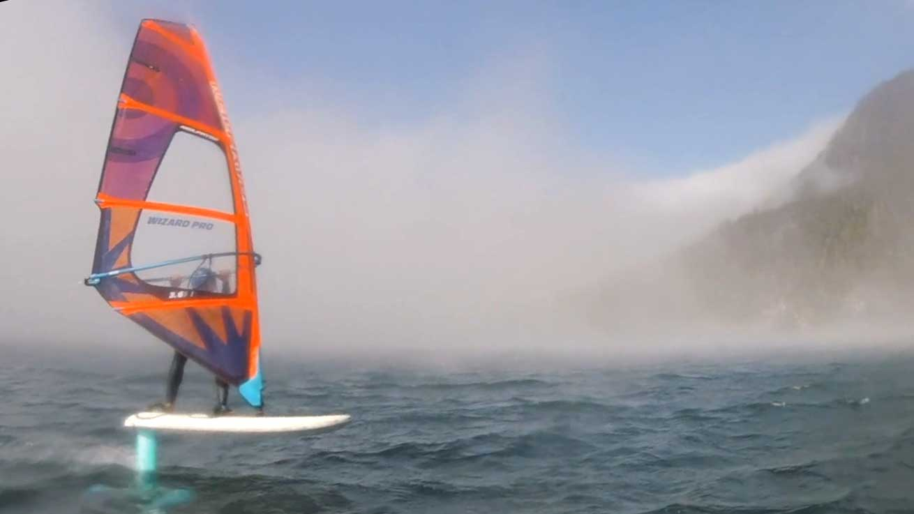 Foggy Foil Session with Andi Lachauer